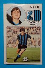 CALCIATORI PANINI 1976-77-Figurina-Sticker n. 105 - ORIALI - INTER -Rec
