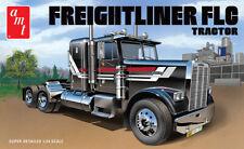 AMT 1195 Freightliner FLC Semi Tractor 1:24 Plastic Model Truck Kit