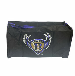 New Baltimore Ravens Small Carry-on Duffle Bag Gym Bag Free US Shipping