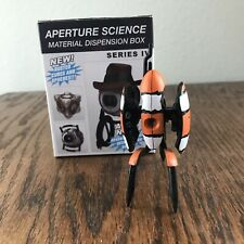 Portal 2 Series IV Turrets Open Clown Fish in Excellent Condition w/ Original B