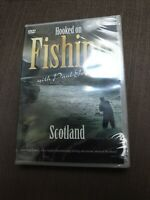 HOOKED ON FISHING SCOTLAND WITH PAUL YOUNG DVD New Sealed Trout Loch Fad Fly