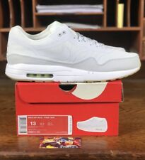 Nike AIR MAX 1 PRM One Tape Glow In The Dark White/Tan 599514-103 Atmos Patta