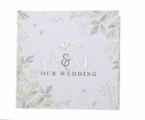 Mr & Mrs Wedding Engagement Gifts Photo Album Wedding Supplies Bridal Shower NEW