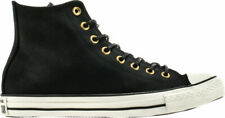 Converse 153808C Mens CTAS Cordura Leather Hi Top Sneaker Black/Egret/Black