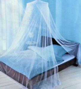Moskitonetz Betthimmel Reise Mückenschutz Fliegen Netz Schutz Baldachin 8,5x2,2m