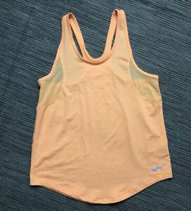 Nike Womens Small Running Tank Top AJ4112 882