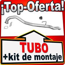 Tubo Trasero OPEL FRONTERA A 2.8 TD 2.0 2.2 1995-1998 Escape CCU