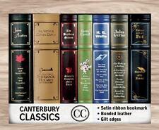 Canterbury Classics Box Set by Jane Austen, Arthur Conan Doyle, Edgar Allen Poe, Jacob and Wilhelm Grimm and H. G. Wells (2015, Quantity pack)
