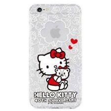 Hello Kitty iPhone 6 6s Plus Schutz Hülle Handy Cover Case Tasche Bumper #10