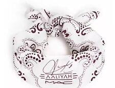 New Mac Aaliyah Collectible Bandana & Mac Stand W/Love Pride Pin Button Limited