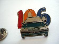 PINS AUTO VOITURE PEUGEOT 106