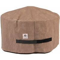 Duck Covers Elite Round Fire Pit Cover, 36-Inch