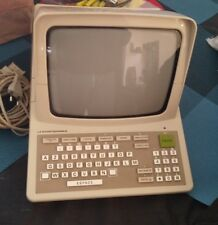 Minitel 9 NFZ 300 modem PTT France bartop borne jeux vidéo vintage