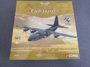 Corgi 1:144 Lockheed C-130K Hercules C.1K-XV201 AA31305 Falklands 20th