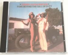JOHNNY GUITAR WATSON FUNK BEYOND THE CALL OF DUTY CD ALBUM 1977 BUONO BLUES