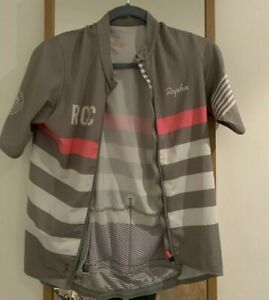 rapha jersey medium rcc cycling top