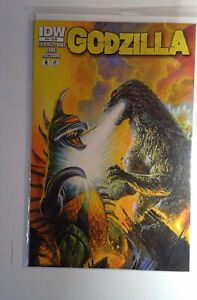 Godzilla #10 IDW Publishing (2013) NM 1st Print Comic Book