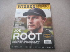 WISDEN CRICKET MONTHLY Relaunch issue No. 1 ENGLAND AUSTRALIA ashes special
