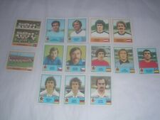 1980 PANINI EUROPA 80 ORIGINAL UNUSED STICKERS.15 LOT/BUNDLE.ONE DOUBLE PORTUGAL