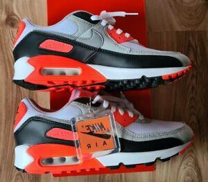 "Nike Air Max 90 III ""Radiant Red"" EUR 43 *NEU* Infrared Jordan 1 Dunk 270 Yeezy"