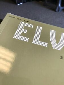 Artist Songbooks: Elvis : 30 #1 Hits (2002, Paperback) piano vocal guitar