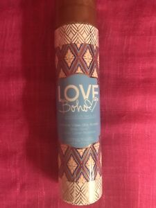 Swedish Beauty LOVE BOHO POSITIVE VIBES DHA Bronzer Tanning Lotion 10oz