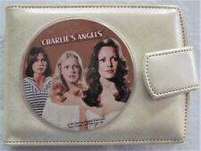 1977 CHARLIE'S ANGELS VINYL BI-FOLD WALLET - EXCELLENT - VINTAGE