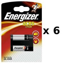 Energizer 2CR5 Lithium Battery (1 Box of 6 Cards)