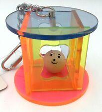 "Paradise Toys Caitec M00316 Acrylic Parrot Bird Ball Puzzle Foraging Large 3.25"""