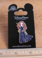 Brave collection Disney Pin MOC Merida archer blue dress bow arrows