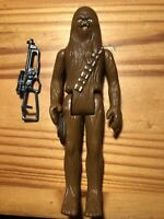 Star Wars Vintage Chewbacca COMPLETE Action Figure COO:1977 Hong Kong Kenner
