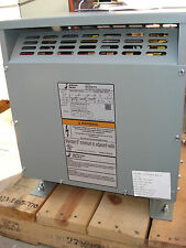 NEW Jefferson Electric Transformer 17KVA Primary: 230V Delta Secondary:480Y/277V