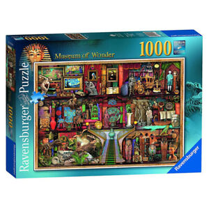 Ravensburger 1000pc Jigsaw - Museum Of Wonder - 196340