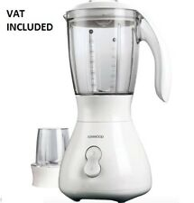 Kenwood 1 Litre 350 Watt Home One-Touch Food Blender Mill - BL335, White New