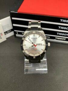TISSOT PRS 516 Automatic Silver Dial 42mm. Men's Watch T044.430.21.031.00