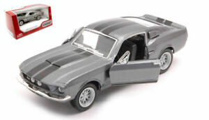 Model Car Scale 1:3 2 Shelby Gt 500 1967 diecast vehicles collection