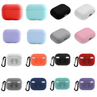 For Apple AirPods Pro Case Cover Keychain Silicone Ultra Slim Holder AirPod 3