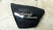 80 Yamaha XJ 650 XJ650 Midnight Maxim left side cover panel