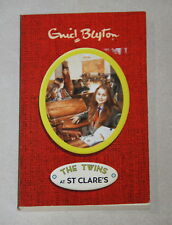Book by Enid Blyton - The Twins at St Clare's