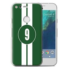 STUFF4 Phone Case for Google Nexus/Pixel Smartphone/Racing Car Stripes/Cover