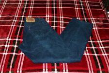 Men's Levi's 554 Straight Leg Red Tab Dark Blue Denim Jeans Act Size 28x33