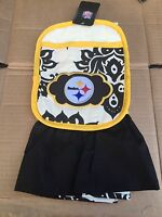 Pittsburgh Steelers Pot Holder and Kitchen Towel Set - NFL