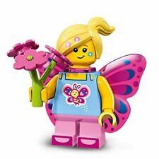 LEGO 71018 MINIFIGURES SERIE 17 N.7 RAGAZZA FARFALLA NUOVA DA BUSTINA