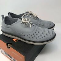 Merrell Womens Fashion Sneakers Around Town Lace Air Gray Low Top US 8.5 M New