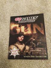 EB Games 2005 Catalog Nintendo Gamecube GBA PSP Xbox Playstation 2 Display Promo