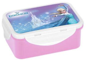 Lunch Box Breakfast Can Bread Kindergarten Frozen Ice Queen Disney