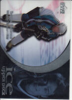 1997-98 Upper Deck Ice Anaheim Ducks Hockey Card #80 Teemu Selanne