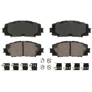 Frt Ceramic Brake Pads  Wagner  ZD1184