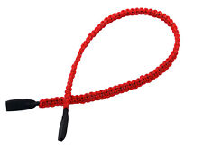 Rainbow Neck Cord Paracord Strap Reflective for Glasses Sport RPC01 Red
