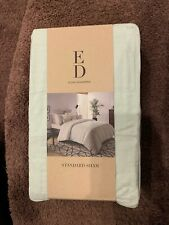 Ellen DeGeneres Ed Trousdale Standard Pillow Sham Mint Green